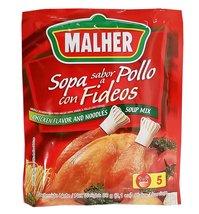 Malher Chicken-Pasta Soup 2.1 oz - Sopa de Pollo-Fideo - $51.25