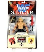 Brian Pillman WWF WWE Jakks Action Figure STOMP Series 1 1997 Attitude Era - $24.70