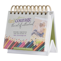 DaySpring (in) Courage- The Art of Motherhood, Perpetual Insprirational ... - $14.80