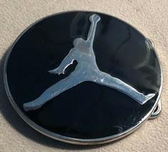Jordan (Jump Man)  Metal Belt Buckle - $20.09