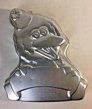 Vintage Sesame Street Big Bird with Banner Cake Pan Mold Jim Henson 2105... - $14.95