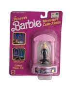 Mattel Forever Barbie Miniature Collectibles Solo In The Spotlight Displ... - $11.26