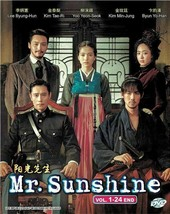 Korean Drama DVD Mr. Sunshine Vol.1-24 End (2018) English Sub Ship From USA