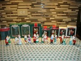 Hallmark Mr & Mrs Claus 8 Series 1, 2, 3, 4, 6, 7, 8 & 10 Ornaments - $88.99