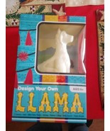 2017 Design Your Own LLAMA For Ages 6+ UNUSED Still Factory Sealed - $28.99