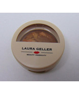 Lot of 3 LAURA GELLER BALANCE -N- BRIGHTEN Foundation Deep 0.06oz/1.8g - $18.71