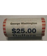 2007 George Washington Dollar Roll of $25 Brilliant Uncirculated – CP8316 - $36.50