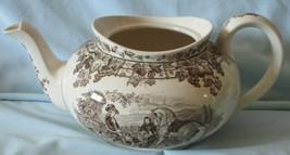 Spode Byron Teapot HTF Black, No Lid - $25.63