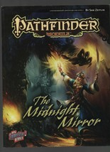 The Midnight Mirror - Pathfinder Module - Sam Zeitlin - Level 4 - 2012. - $9.40