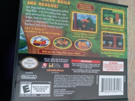 Nintendo DS Diego's Build And Rescue image 2