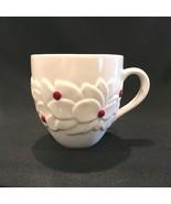 Starbucks 2004 Christmas Holiday Red & White 16oz. Coffee Mug - $18.99