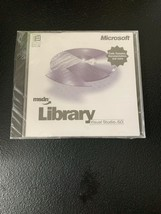 NU Microsoft MSDN Library Visual Studio Basic C++ Enterprise Professiona... - $18.80