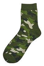 Black Temptation Set of 2 Creative Camouflage Socks Cotton Socks Men Soc... - $22.12