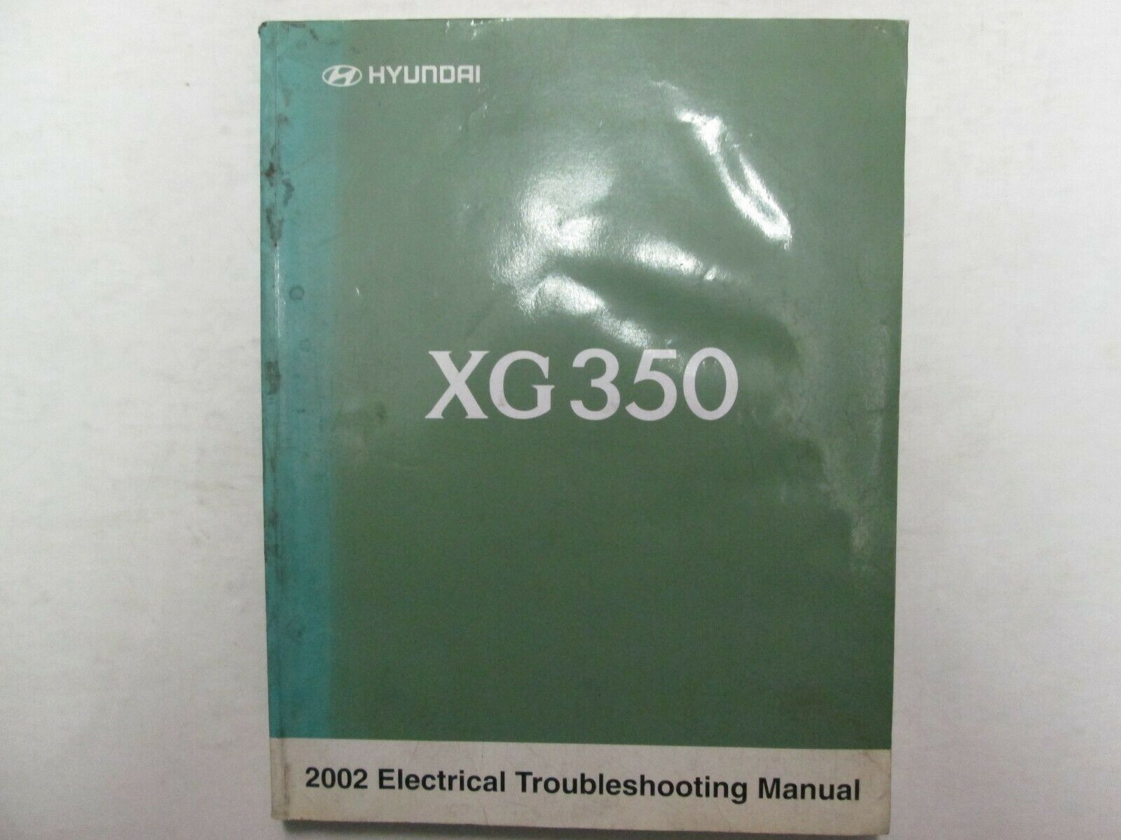 Primary image for 2002 HYUNDAI XG350 Electrical Wiring Troubleshooting Manual FACTORY OEM BOOK ***