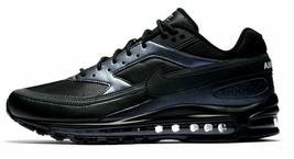 NIKE AIR MAX 97 / BW BLACK SIZE 8 BRAND NEW FAST SHIPPING (AO2406-001) - $109.55