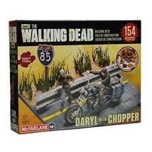 McFarlane Toys Building Sets -The Walking Dead TV Daryl Dixon with Chopp... - $19.59