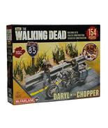 McFarlane Toys Building Sets -The Walking Dead TV Daryl Dixon with Chopp... - $19.59