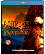 Bigfoot: The Legend is Real (2020, Bluray) Over 1 hour of extras! - $19.79