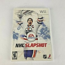 NHL Slapshot Nintendo Wii 2010 Tested Complete - $9.99