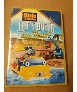 Bob the builder Let's Build the Beach (DVD 2008) - $6.99