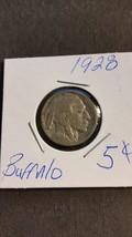 Buffalo Nickel 1928-P Fine Condition - $0.99