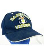 US Air Force Veteran Blue Baseball Cap Hat Official Licensed Product Box... - $19.99