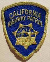 "Vintage California Highway Patrol  Patch 3"" x 2-1/2"", used - $3.95"