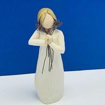 Willow Tree figurine sculpture susan sue Lordi demdaco Angel Friendship ... - $17.33