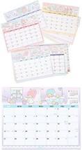 Sanrio 2017 seat calendar twin star H6029 - $27.27