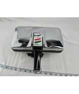 Prego Pizzelle Baker Villaware Model 3600-NS Chrome - $89.96