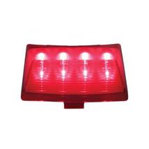 Harley Motorcycle Rear Fender Tip 8-LED Red Stop Brake Tail Light / Red Lens - $24.95