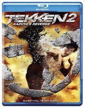 Tekken: Kazuyas Revenge (Blu-ray Disc, 2014) - $11.95