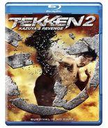 Tekken: Kazuyas Revenge (Blu-ray Disc, 2014) - £9.47 GBP
