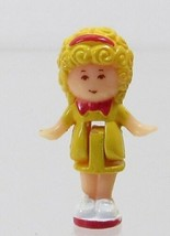 1989 Polly Pocket Vintage Lot Doll Dressing Up Time with Polly Ring - Polly - $7.50