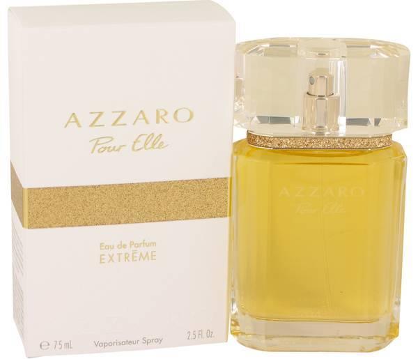 Azzaro pour elle 2.6 oz perfume