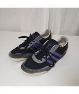 Adidas Originals MK1 MKI Jeans 2006 Size 13 Sneakers Black Purple Gray - $111.34
