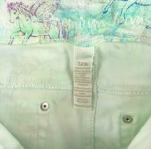 JUSTICE Lightweight Sweater Top + Unicorn Premium Jeans Size 12 Set Lot image 9