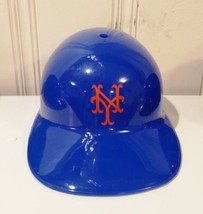 Vintage New York Mets Baseball Batting Helmet Full-Size LAICH Replica MLB NEW - $18.99