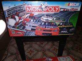 nascar collectors edition manopoly brand new game - $27.99