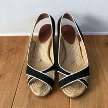 Christian Louboutin Wedge Sole Sandals Heel Pumps Shoes Women Size EU38 ... - $283.00