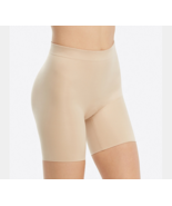 Spanx Suit Your Fancy Butt Enhancer Shaping Shorts in Natural Glam, 3X - $56.42