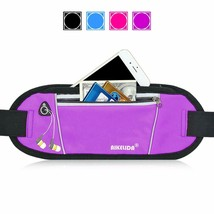 AIKELIDA Running Belt Fanny Pack - Runners Belt Waist Pack Fitness Gear - $12.40+