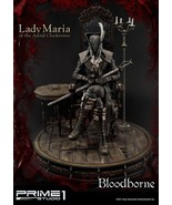 Prime 1 Studio Bloodborne Lady Maria Astral Clocktower Figure Premium St... - $1,820.99