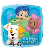 Bubble Guppies Mylar Foil Balloon 18 Inch Birthday Party Supplies 1 Per ... - $2.92