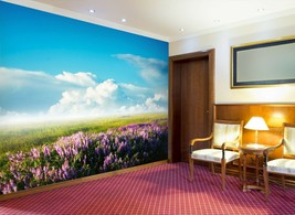 3D Blue Sky Clouds P210 Business Wallpaper Wall Mural Self-adhesive Comm... - $13.49+