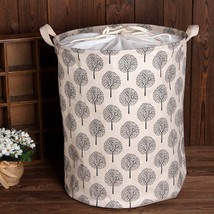 Urijk Foldable Laundry Basket Bag Clothes Organizer Laundry Bag Baskets ... - $23.53 CAD