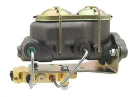 A-Team Performance Master Cylinder 4 Port Corvette Style GM Disc/Drum Proportion image 2