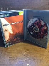 Dead or Alive 3 (Microsoft Xbox, 2001) Near MINT COMPLETE! PLATINUM HITS! image 2