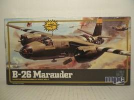 1/72 B-26 MARAUDER Sexy Betsy Medium US Bomber Of WWII by MPC NEW - $34.64