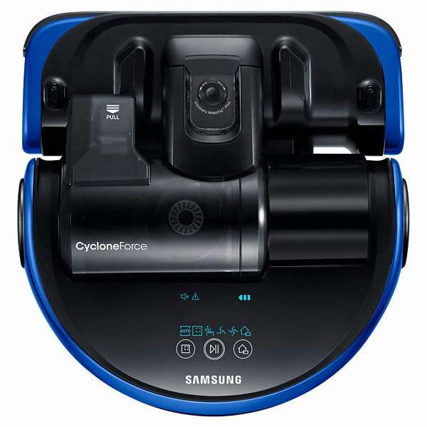 Samsung PowerBot Robotic Cleaner VR20K9000UB / Floor Care / Floor Cleaner / Cycl